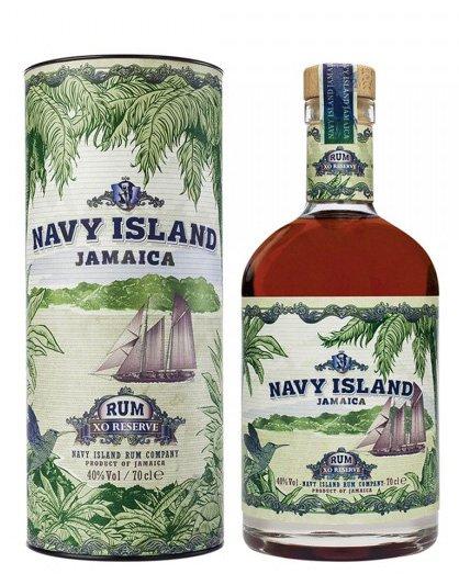Rum Navy Island XO 0,7l 40%