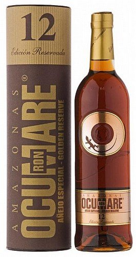 Rum Ocumare Aňejo 12y 0,7l 40%
