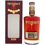 Rum Opthimus 25y 0,7l 43% GB