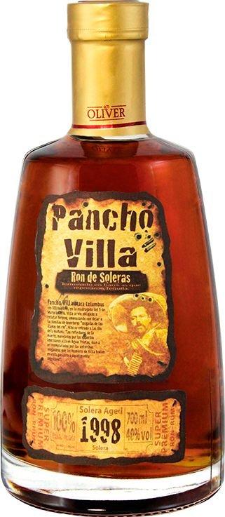 Rum Pancho Villa 1998 0,7l 40%