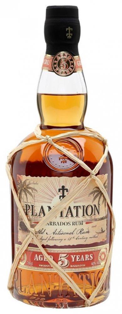 Rum Plantation Barbados 5y 0,7l 40%