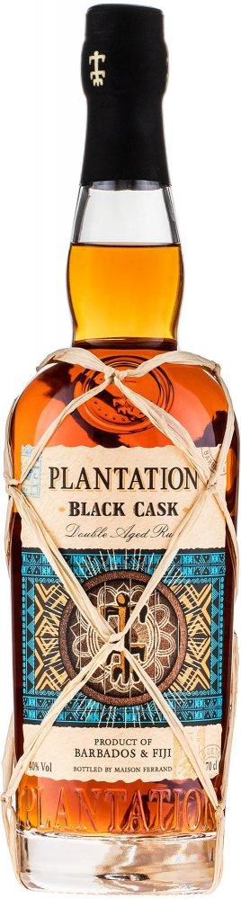 Rum Plantation Black Cask Barbados & Fiji 3y 0,7l 40% L.E.