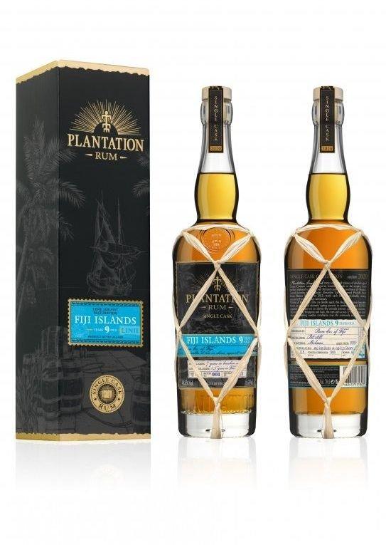 Rum Plantation Fiji 9y 2011 0,7l 48,6% GB L.E. / Rok lahvování 2020