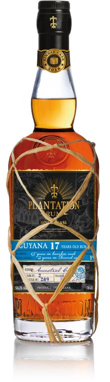 Rum Plantation Guyana Single Cask 17y 0,7l 56% L.E.