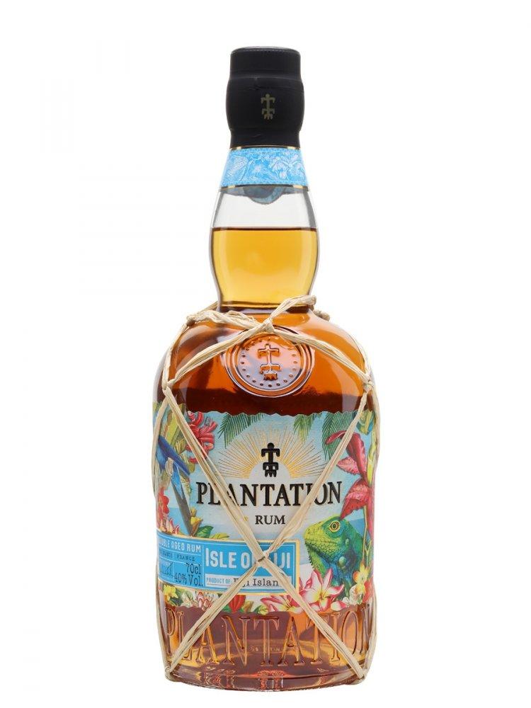 Rum Plantation Isle of Fiji 0,7l 40%