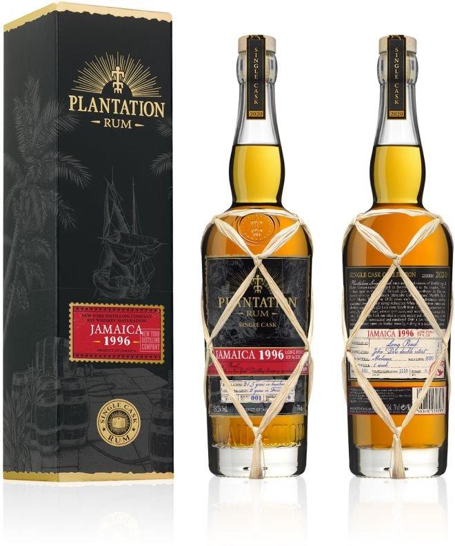 Rum Plantation Jamaica 24y 1996 0,7l 49,1% GB L.E. / Rok lahvování 2020