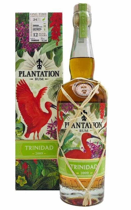 Rum Plantation Vintage Trinidad 12y 2009 0,7l 51,8% L.E.