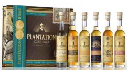 Rum Plantation set 6×0,1l 42%