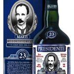 Rum Presidente Marti 23y 0,7l 40%