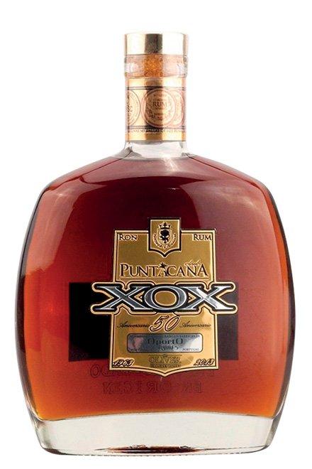 Rum Puntacana XOX 50 25y 0,7l 40%