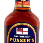 Rum Pusser's British Navy Rum 0,7l 40%
