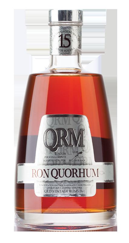 Rum Quorhum 15y 0,7l 40%
