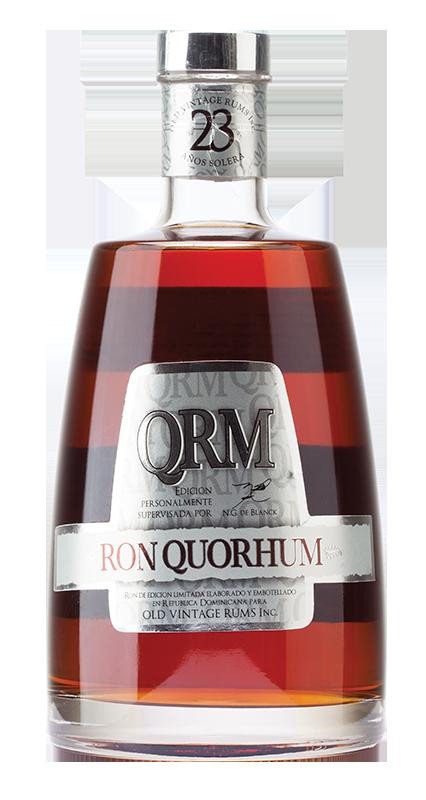 Rum Quorhum 23y 0,7l 40%