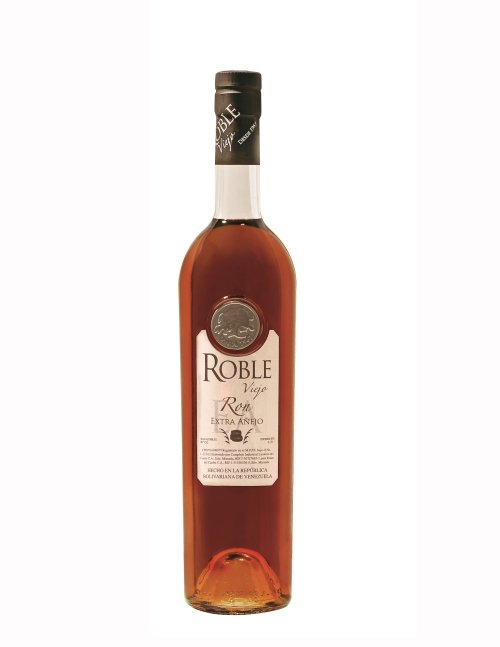 Rum Roble Ron Extra Anejo 0,7l 40%