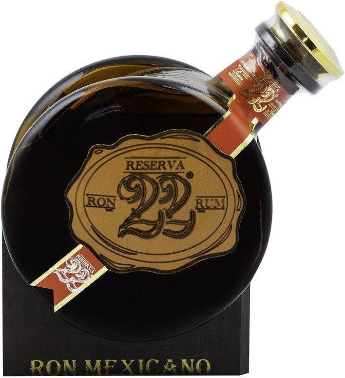 Rum Ron 22 Reserva 22y 0,7l 40%