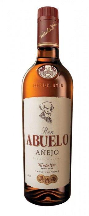 Rum Ron Abuelo 5y 0,7l 40%
