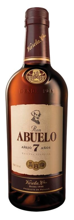 Rum Ron Abuelo 7y 1l 40%