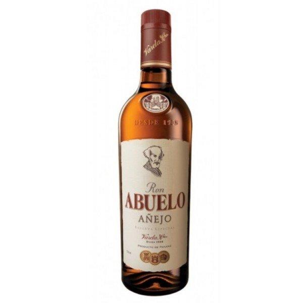 Rum Ron Abuelo Anejo 5y 1l 40%