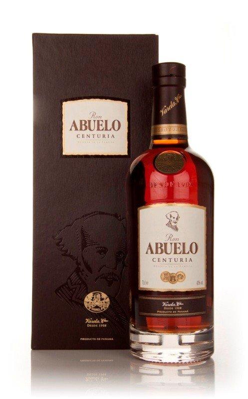 Rum Ron Abuelo Centuria 30y 0,7l 40% GB