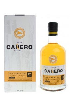Rum Ron Cañero 12y 0,7l 41%