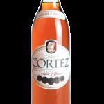 Rum Ron Cortez Añejo 3y 0,7l 37,5%
