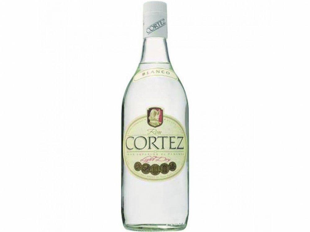 Rum Ron Cortez Blanco 1,75l 40%
