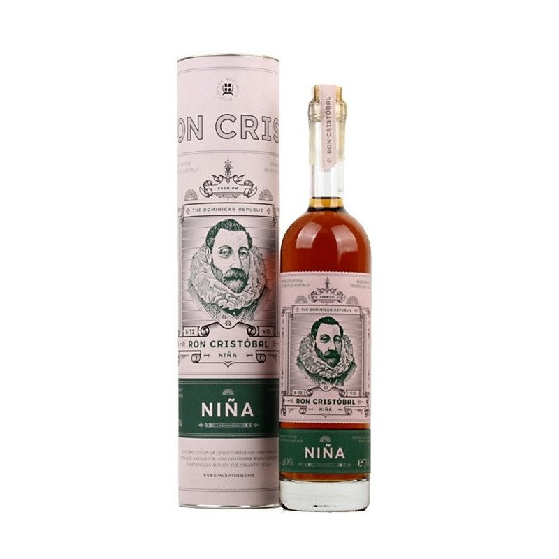Rum Ron Cristóbal Niňa Rum 0,7l 40%