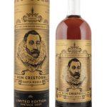 Rum Ron Cristóbal Vintage Limited Edition 2007 0,7l 46% L.E. Tuba / Rok lahvování 2020