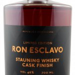Rum Ron Esclavo Stauning Whisky XO 23y 0,7l 46% L.E.