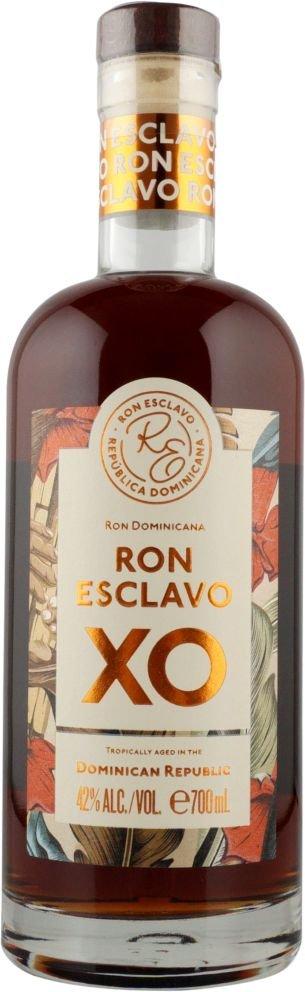 Rum Ron Esclavo XO 0,7l 42% Tuba