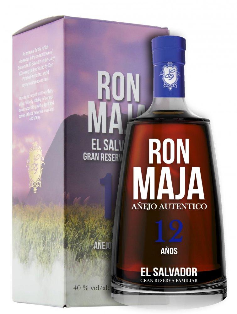 Rum Ron Maja 12y 0,7l 40%
