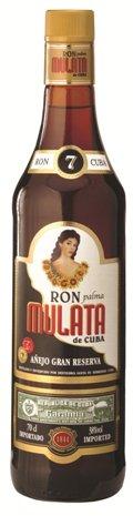 Rum Ron Palma Mulata 7y 0,7l 38%