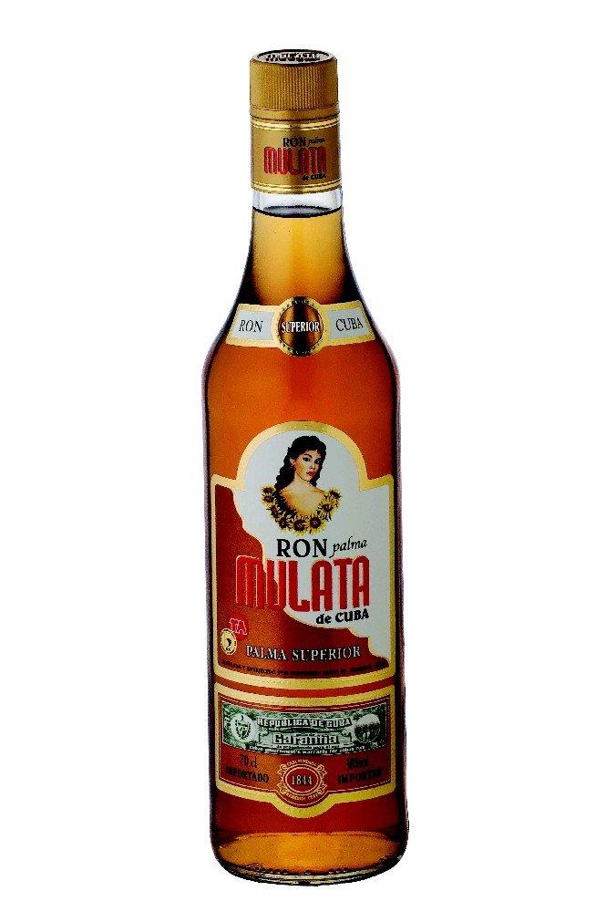 Rum Ron Palma Mulata Superior 0,7l 38%