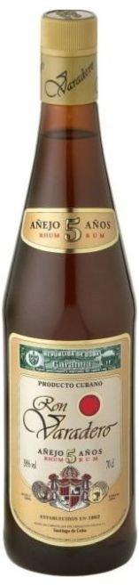 Rum Ron Varadero Aňejo 5y 0,7l 38%