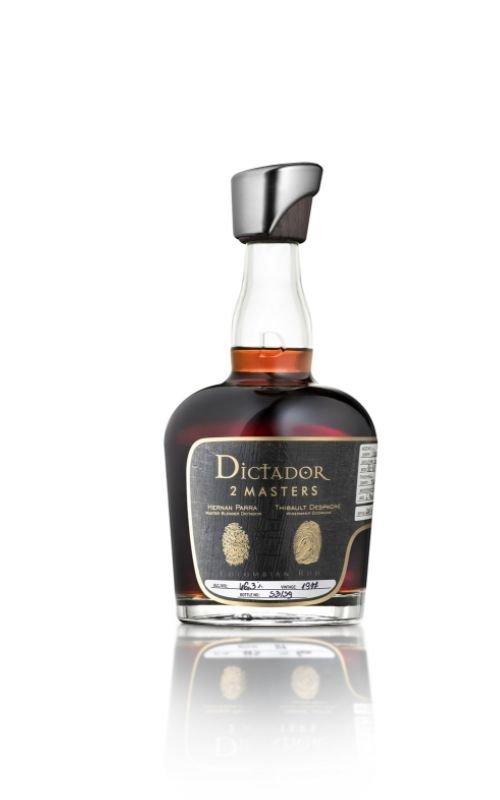 Rum Rum Dictador 2 Masters Despangne 40y 1977 0,7l 46,3% / Rok lahvování 2019