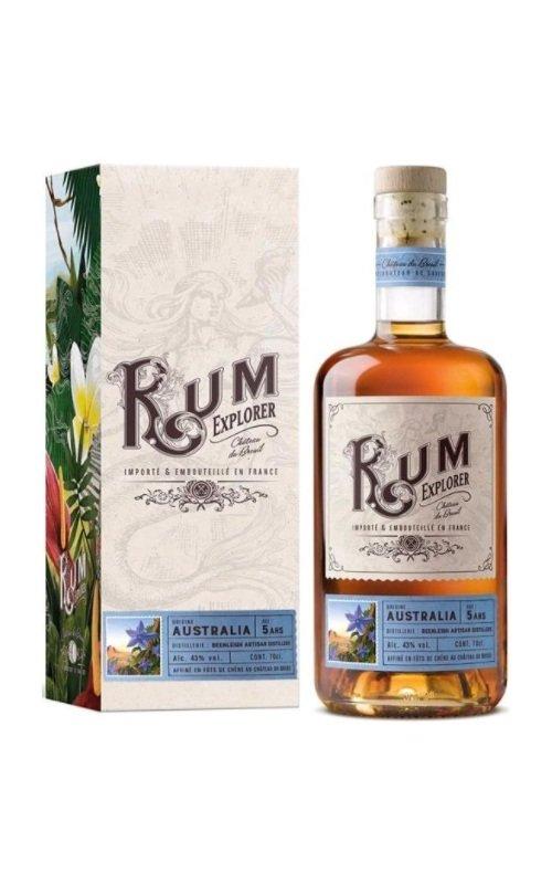 Rum Rum Explorer Australia 5y 0,7l 43%