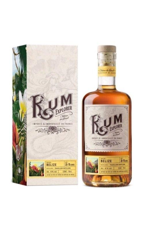 Rum Rum Explorer Belize 5y 0,7l 41%