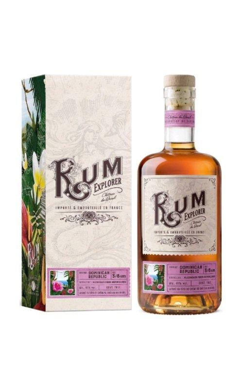 Rum Rum Explorer Dominican 0,7l 41%
