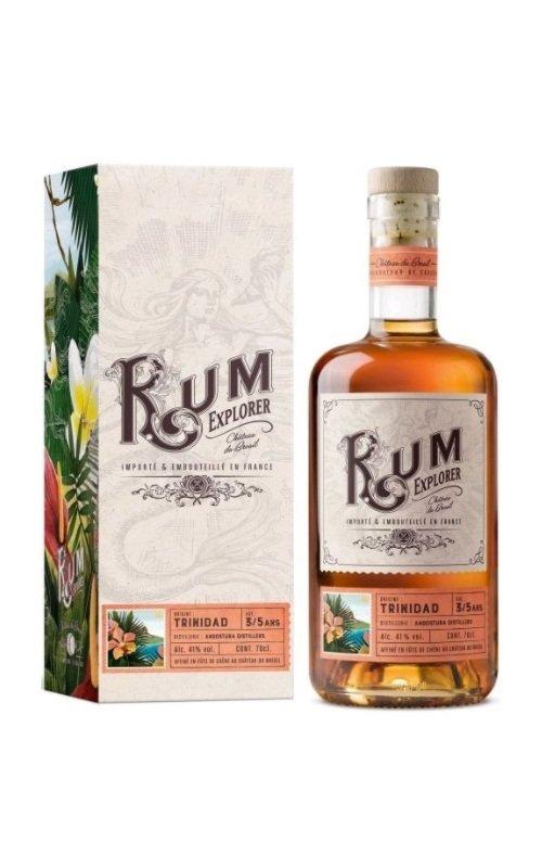 Rum Rum Explorer Trinidad 0,7l 41%
