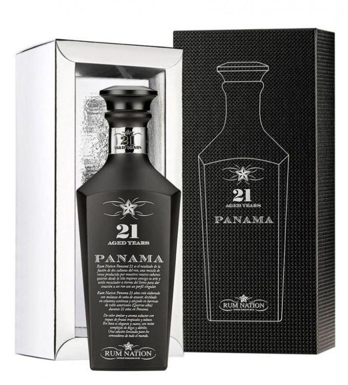 Rum Rum Nation Panama 21y 0,7l 43%