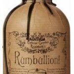 Rum Rumbullion 0,35l 42,6%