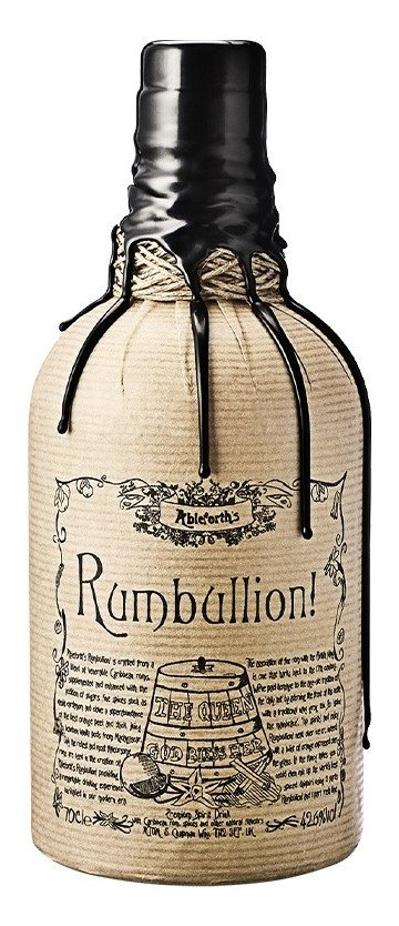 Rum Rumbullion English 0,7l 42,6%