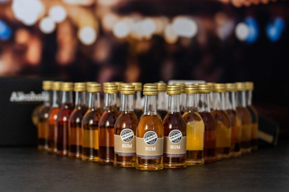 Rum Rumové předplatné na 12 měsíců