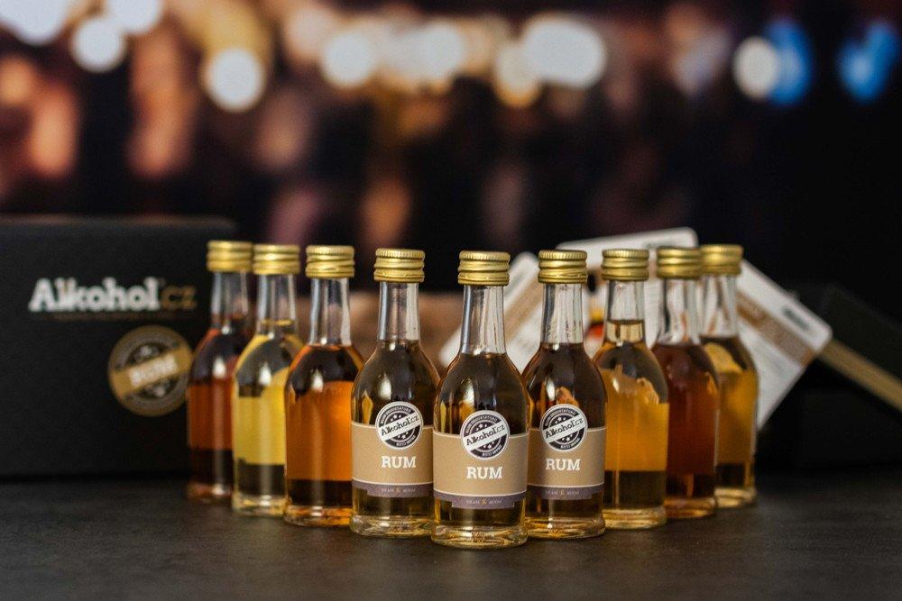 Rum Rumové předplatné na 3 měsíce