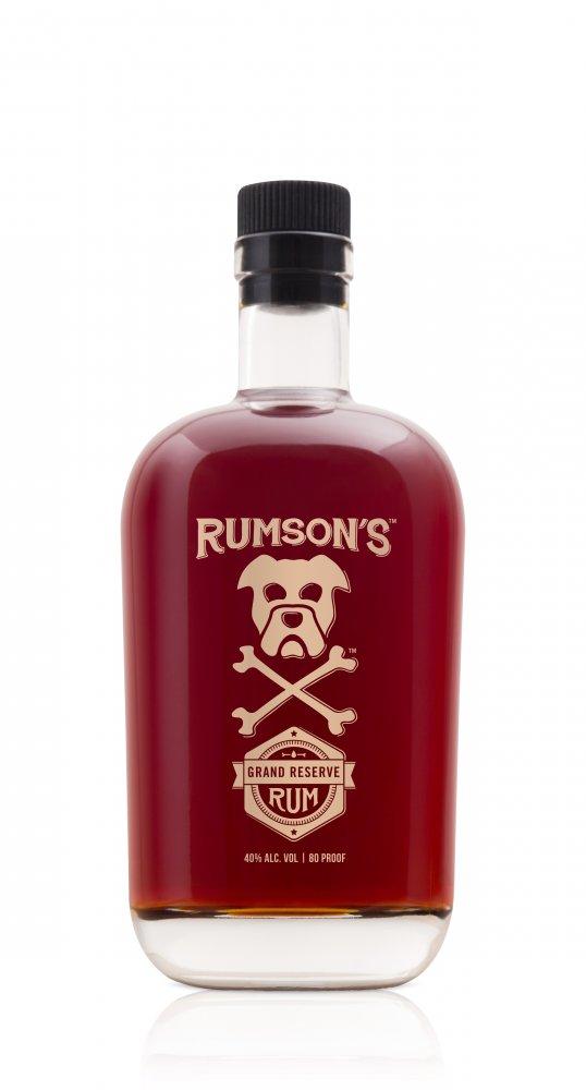 Rum Rumson's Grand Reserve Rum 0,75l 40%