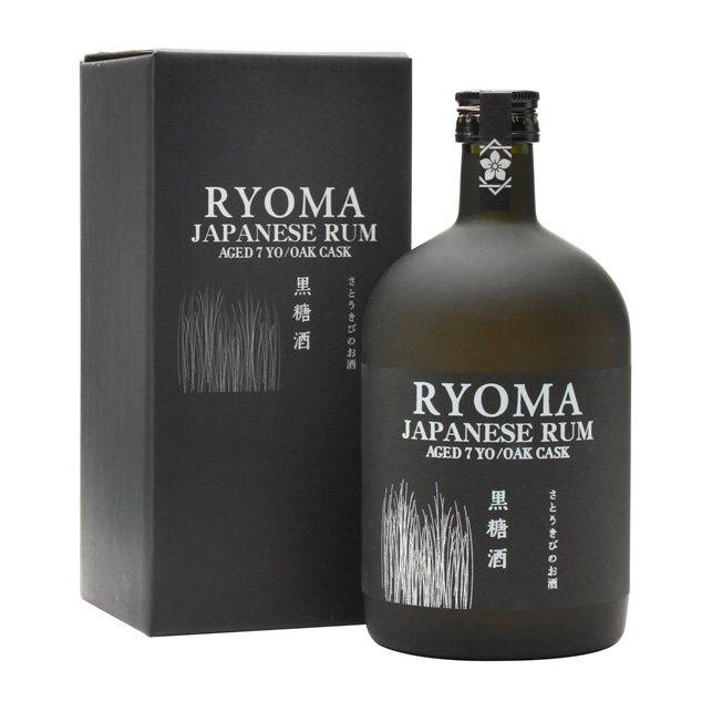 Rum Ryoma 7y 0,7l 40%