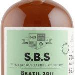 Rum S.B.S Brazil 9y 2011 0,7l 56,6% L.E. / Rok lahvování 2020