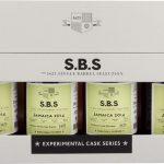 Rum S.B.S Experimental Cask Series Jamaica 2014 4×0,2l GB