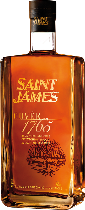 Rum Saint James Cuvee 1765 6y 0,7l 42%