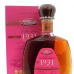 Rum Saint Lucia Dist. 1931 0,7l 46%